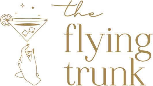 the flying trunk bronze logo